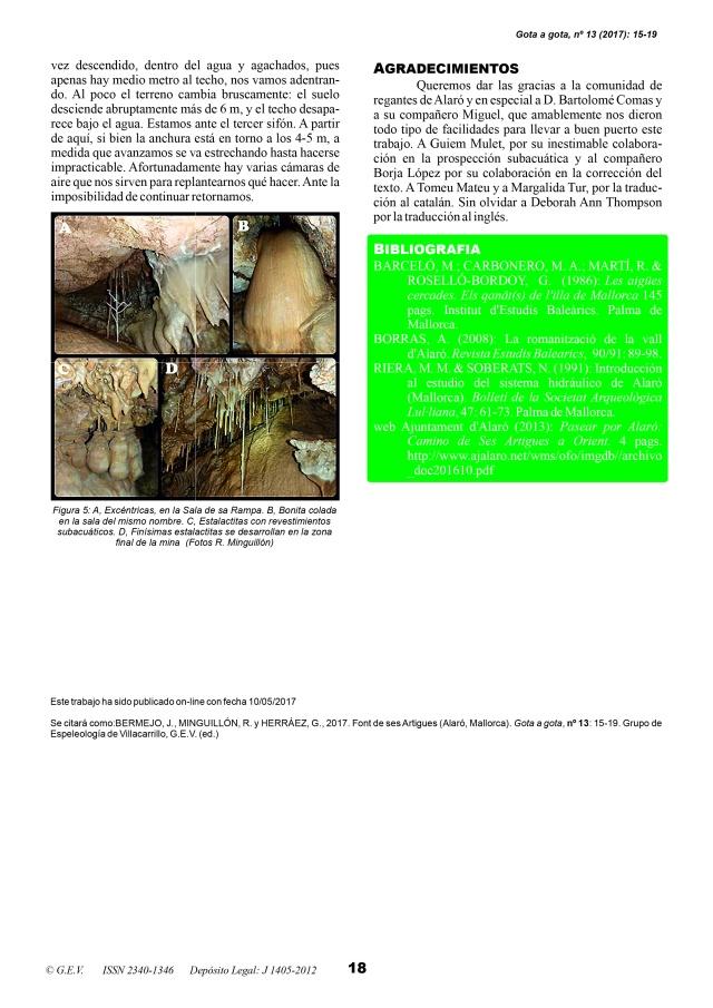 Font de ses Artigues 4-5